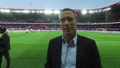 Bruno Cheyrou : consultant beIN Sports en direct du Parc !