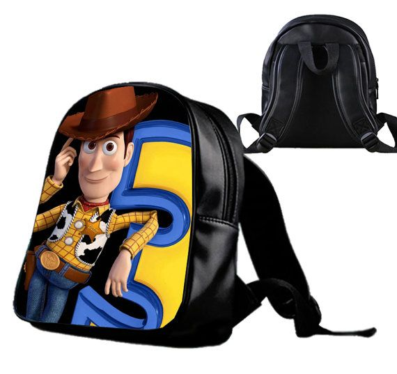 Pixar Toy story woody  Backpack/Schoolbags for by Wonderfunny #Minecraft #backpack #schoolbags #gift #birthday