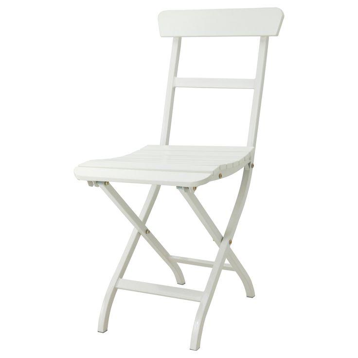 M s de 1000 ideas sobre sillas de madera plegables en - Sillas de jardin ikea ...