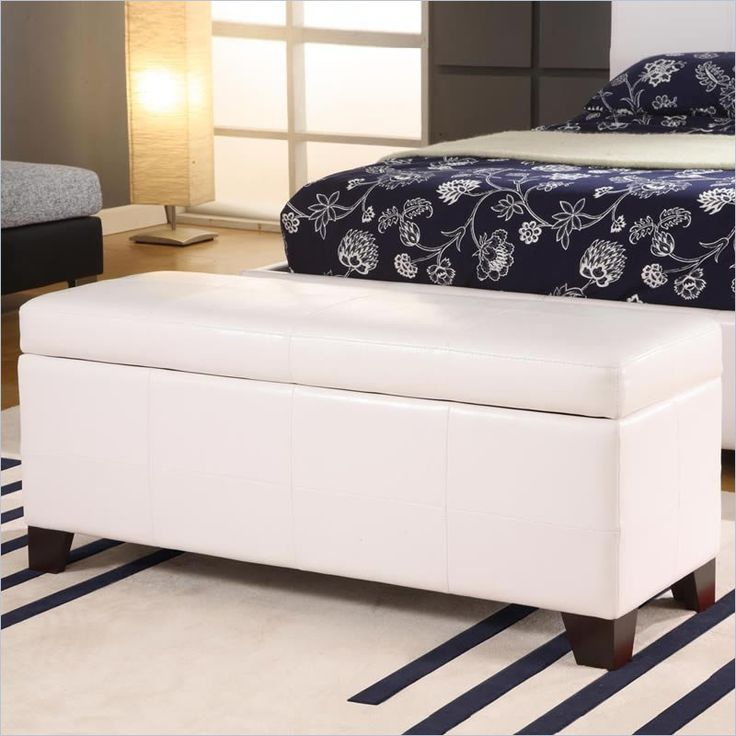 17 best ideas about storage bench for bedroom on