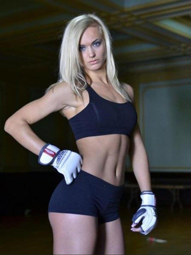 The Sexiest Female Fighters | 🍀ViraLuck