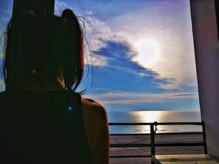 #view #relax #sky #sun