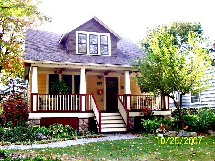 14 best Arts Crafts Bungalow Homes images on Pinterest