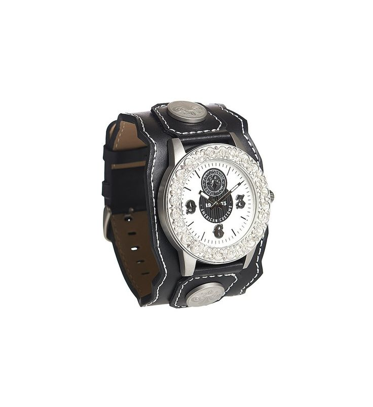 Iron Cross Watch - Affliction Clothing - Mens Watches - 11