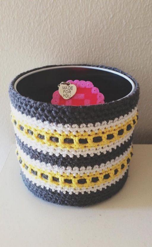 Some crochet for the keys...<3