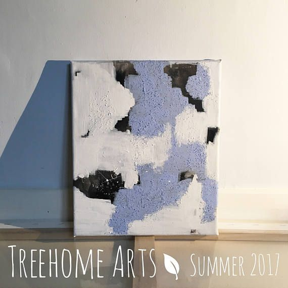 NEW for Summer 2017 Original Abstract with Textured Detail