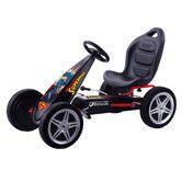 Found it at Wayfair - Superman Hurricane Pedal Go Kart