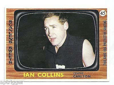 Australian Football Cards 166107: 1967 Scanlens # 45 Ian Collins Carlton Mint. -> BUY IT NOW ONLY: $49.95 on eBay!