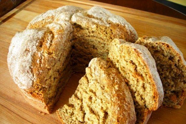 Pane senza lievito di birra: la ricetta del Soda Bread irlandese