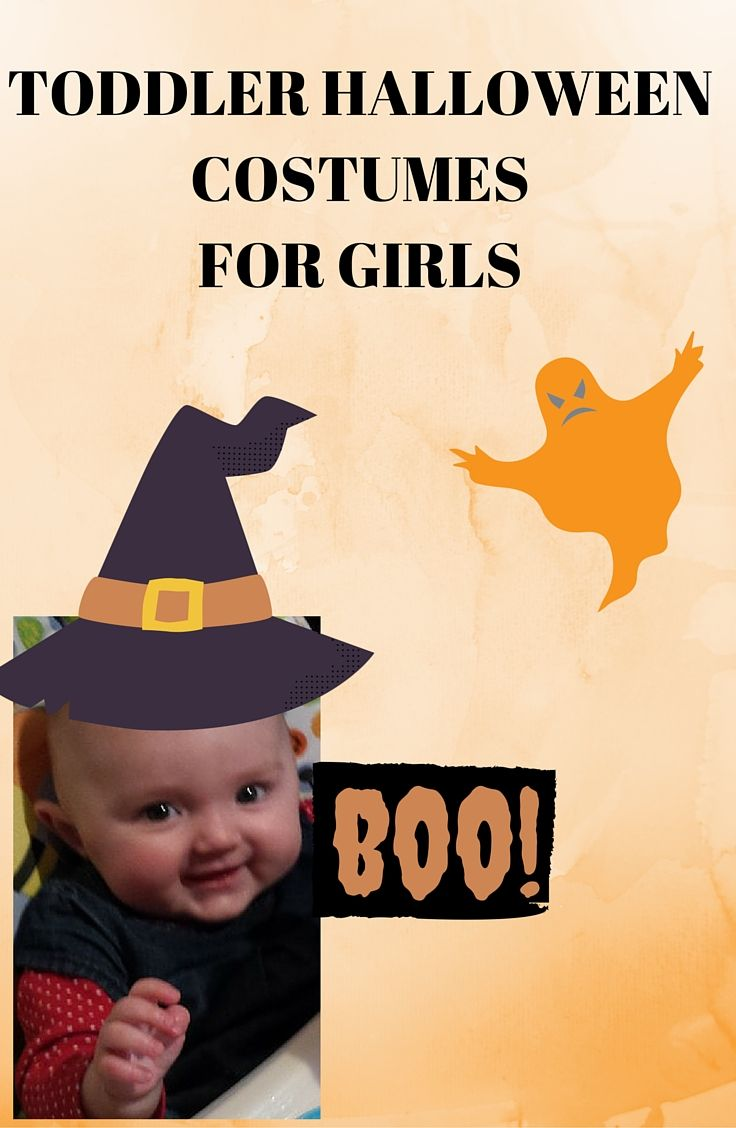 Cute Toddler Halloween Costumes for Girls This year I am searching for some awesome toddler Halloween costumes for girls because my little girl will be 16 months old at Halloween! I did not dress her up last year so want to make sure she has one of the best girl toddler Halloween costumes this year!! …