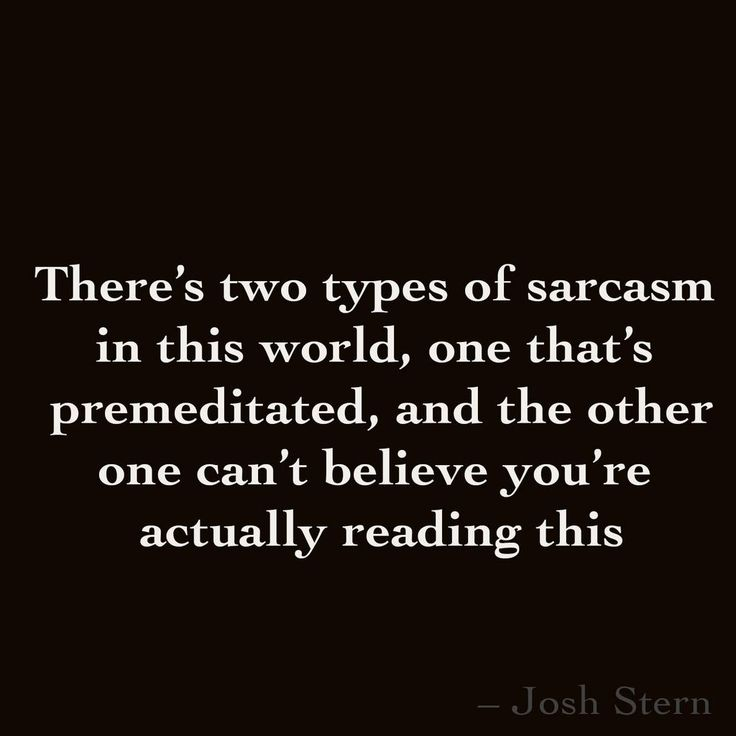 quotes types sarcasm