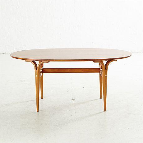 Soffbord design Bruno Mathsson