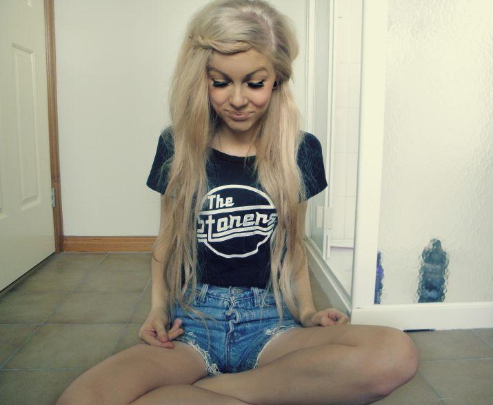Terrific 1000 Images About Skater Girl On Pinterest Skate Girl Girls Short Hairstyles Gunalazisus
