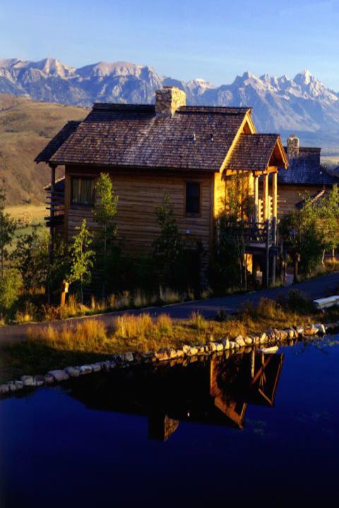 Jackson Hole, Wyoming - The 40 Most Romantic Fall Getaways You Should Add  to Your Travel List. With a recent survey revealing that more than half of Americans spend their vacation days dealing with personal obligations rather than actually, you know, vacationing with their spouse, we figured it was time to give you two a little nudge. Go to redbookmag.com to check out some of our favorite fall getaway destinations—and maybe your next vacation.