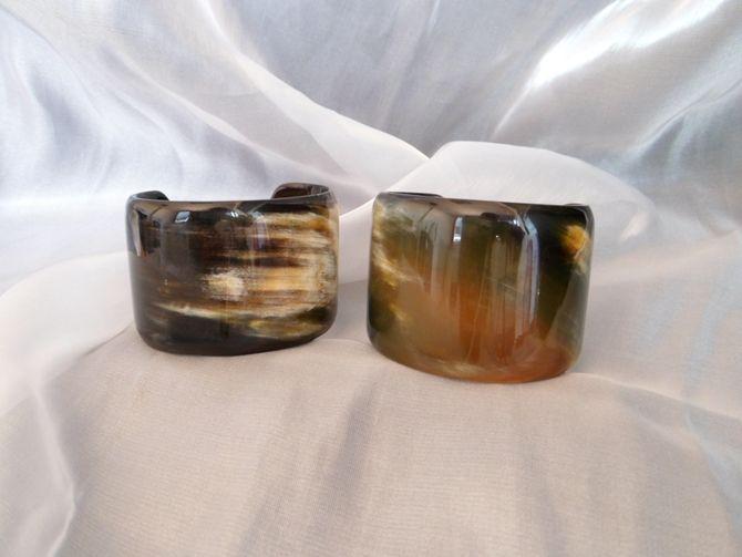 Horn Bracelets. Full range on http://easy-online.it/it/categoria-prodotto/bracciali/