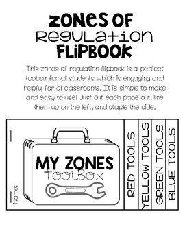 Zones of Regulation Made Easy