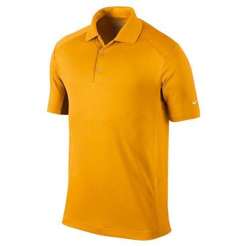Nike Golf Men's Victory Polo - University Gold/White