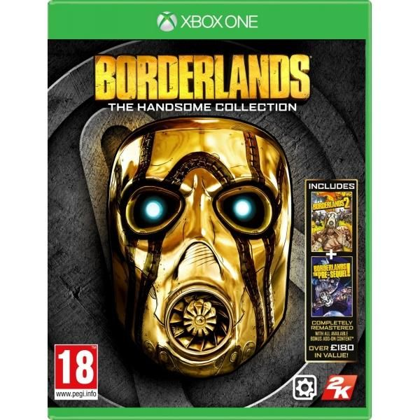 Borderlands The Handsome Collection Xbox One Game | http://gamesactions.com shares #new #latest #videogames #games for #pc #psp #ps3 #wii #xbox #nintendo #3ds