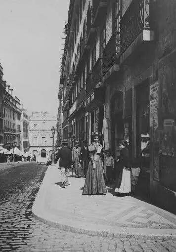 Bertrand, Rua Garret, Lisboa