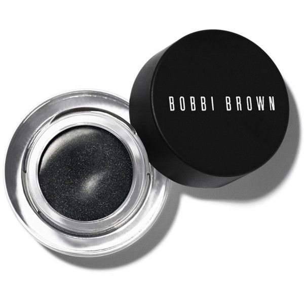 Bobbi Brown Long-Wear Gel Eyeliner Reviews ❤ liked on Polyvore featuring beauty products, makeup, eye makeup, eyeliner, liquid eye-liner, gel eyeliner, bobbi brown cosmetics, gel eye liner and gel eye-liner