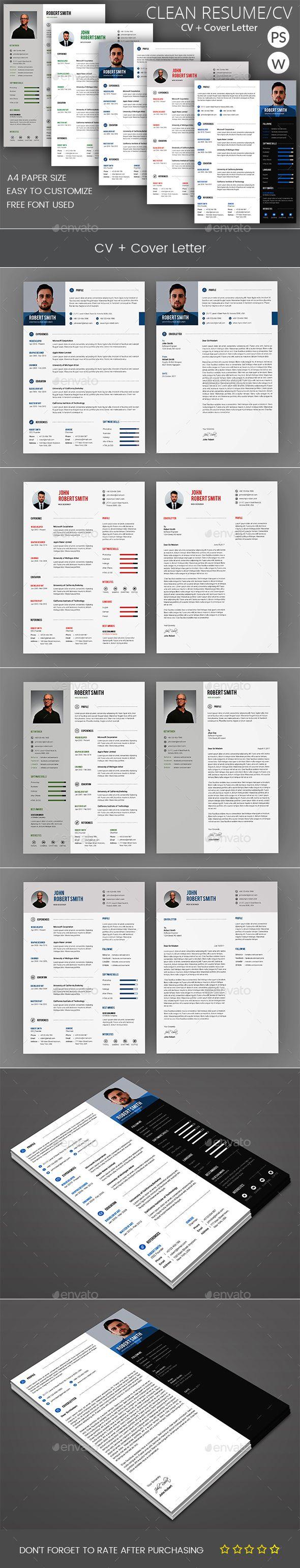 15 best Stylist Resume images on Pinterest | Cv template, Resume ...