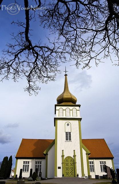 Chiesa di Vinger, Norvegia