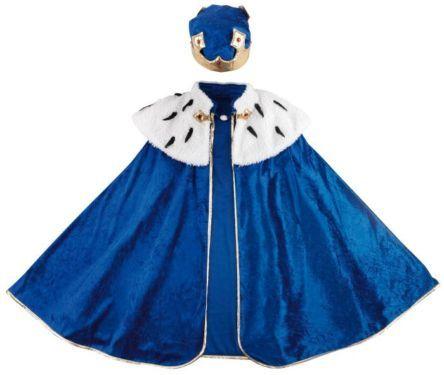 Prinzenkostüm Umhang mit Krone !! NEU ab 3 Jahre !!! in Nordrhein-Westfalen - Mönchengladbach | eBay Kleinanzeigen