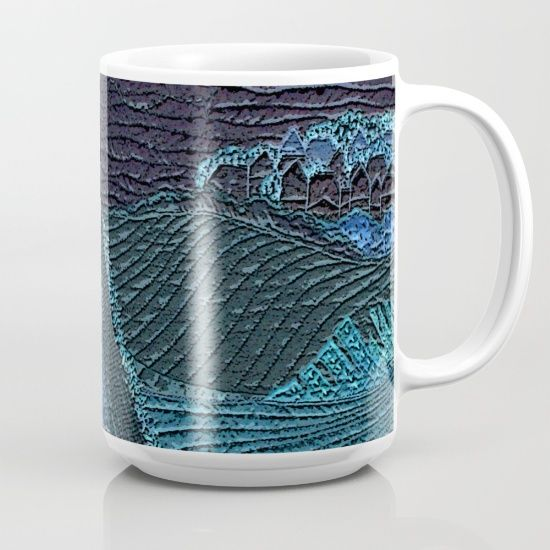 Deep in the night Mug