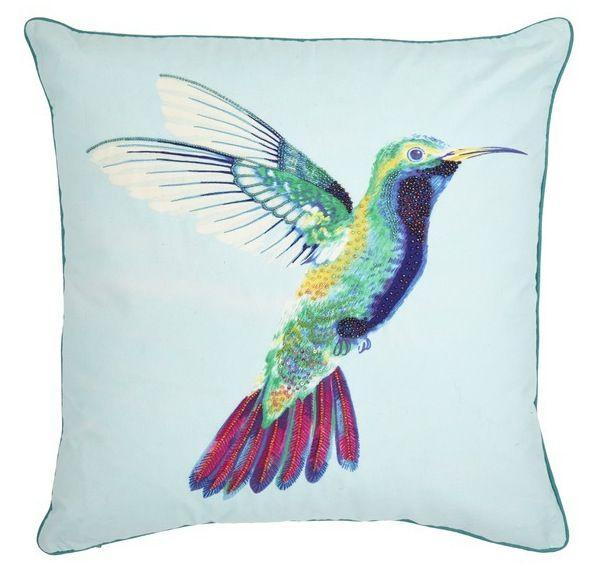 Laura Ashely Home Hummingbird cushion
