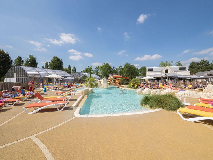Vakantiedorp Parc Du Val De Loire: zwemparadijs