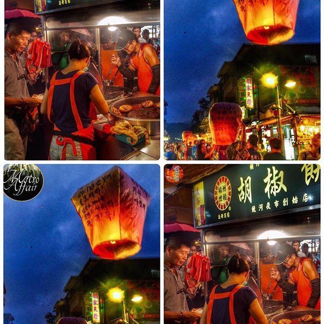 Instagram【takujimatsumoto】さんの写真をピンしています。 《Big thanks for the feature! 台湾のpicを @metro_affair @total_streets  にフィーチャー頂きました。ありがとう&嬉しいです✨ よい週末を!Have a nice weekend . . #metro_affair #total_steets #台湾 #taiwan #asia #天燈 #street #streetphotography #夜景 #taipei #台北 #nightlights #trip #travel #wanderlust #屋台 #旅行 #胡椒餅 #Raohe  #nightmarket #饒河街夜市  #福州世祖胡椒餅 #shifen #skylantern #lantern #makeawish #十分老街十分幸福  #十分 #ランタン #小吃》