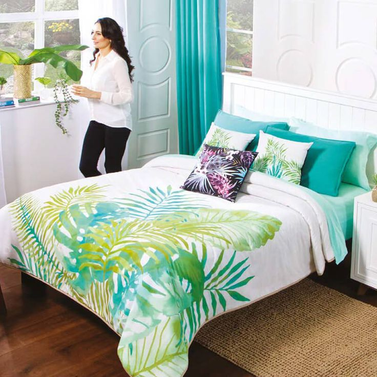 Best 25 Tropical Bedding Ideas On Pinterest