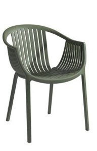 CHAIR CRAZY -  R596  suitable outdoors WHITE