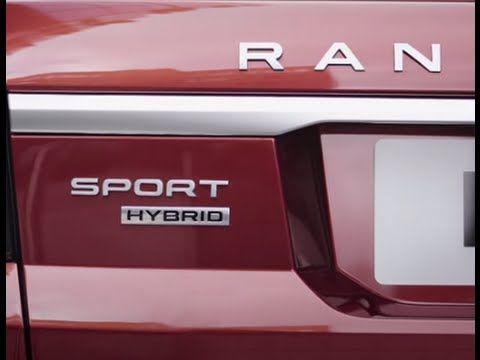 Range Rover Hybrid - First Diesel Hybrid SUV Of Its Kind