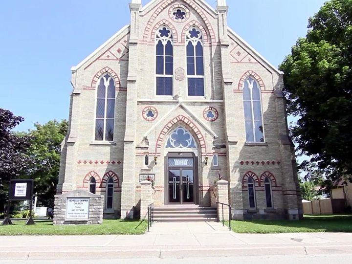 Hensall Ontario United Church