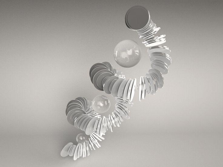 metal + glas