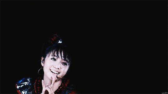 Babymetal Central, theonefinex: B A B Y M E T A L // Moa Kikuchi