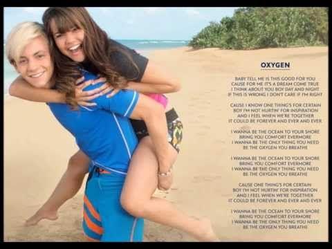 ▶ Oxygen by Maia Mitchell [Teen Beach Movie] with Lyrics - YouTube