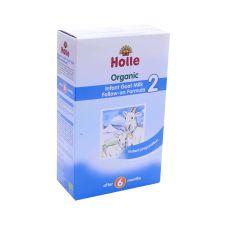 HOLLE BIO Lapte organic de capra pt copii 400g