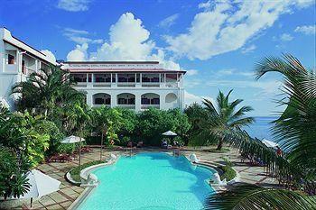 Zanzibar Serena Hotel - beach access!