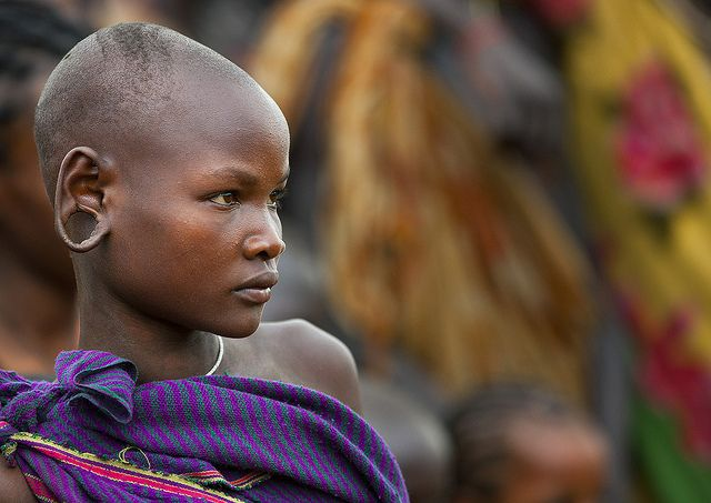 Ethiopia: Omo Valley, Kibish, Girls Generation, Suri Tribes, Government, Tribes Girls, Photo, Ethiopia, Ceremony Organizations