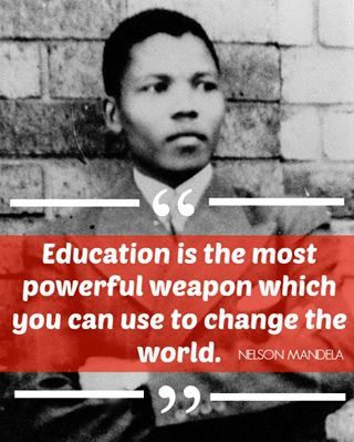 The well being and peace of the world is rooted in education - let us use it wisely for the greater good of everyone - Linda Biggs