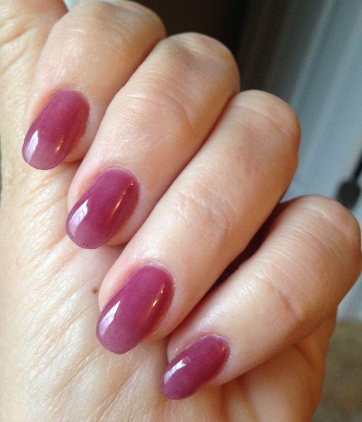 Nails Sns Nails And November On Pinterest