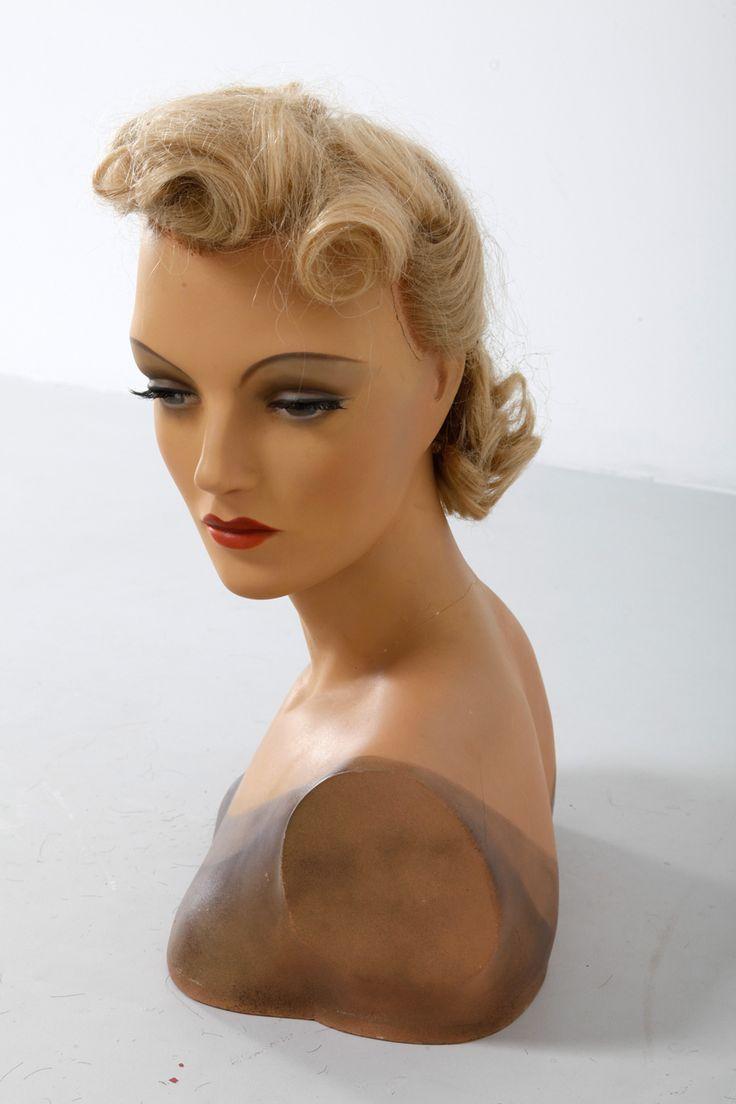 Art Deco Bust 1930 Imans Paris – Ingrid Hirschfeld