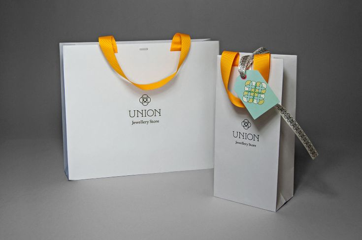 Union Packaging - Red Design