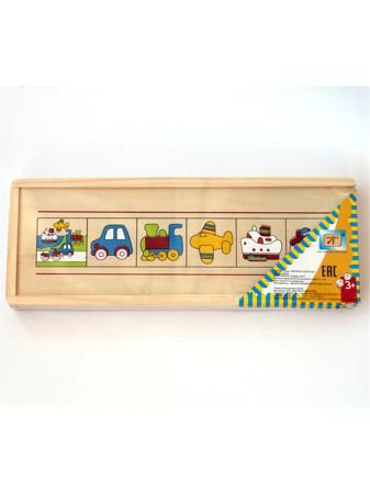 Винтик и Шпунтик Пазл деревянный  — 540р. ---------------------- В наборе представлено 6 тем: транспортные средства, игрушки, животные, фрукты, погодные явления и т.д. Каждой теме соответствует 6 картинок: на одной изображены все предметы по теме, на 5 других - каждый предмет изображен в отдельности. С помощью этой игры ребенок научится объединять картинки в разные группы, называть их одним словом. Игра развивает навыки классификации и обобщения, логическое мышление, речь, память, мелкую…