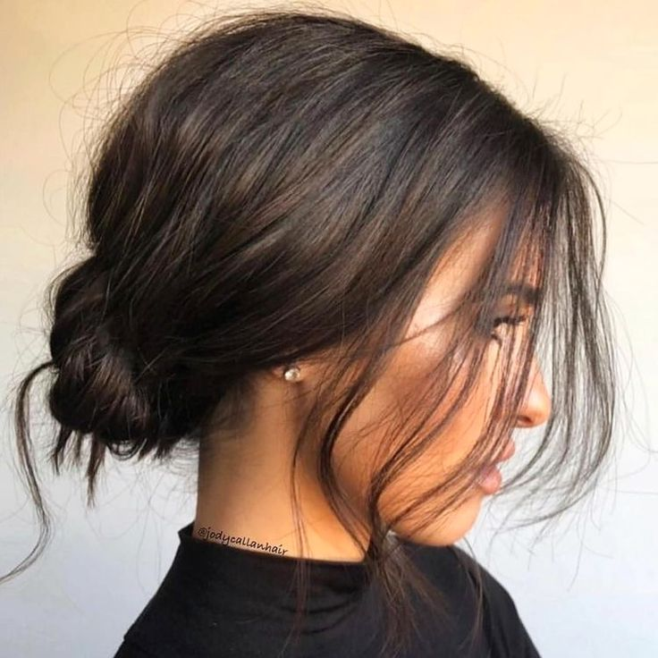Soft Romantic Updo #hair #hairstyles
