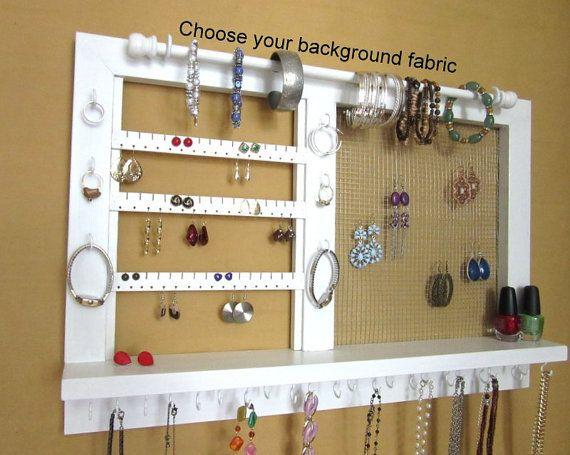 188 best ThePineTreeShop images on Pinterest Necklace holder