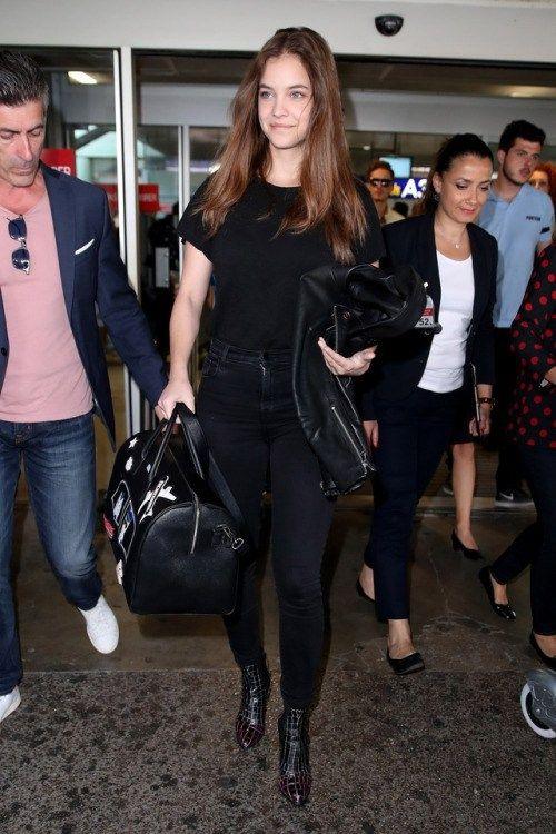 palvin-news: May 22nd: Barbara leaving Nice Airport in Nice