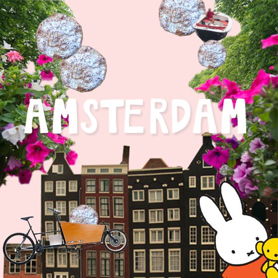 traveling with kids series by @jilliancrocker : amsterdam